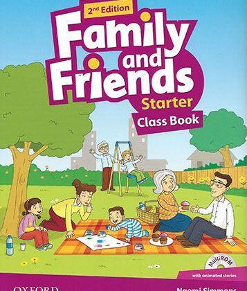 Family and friends starter C